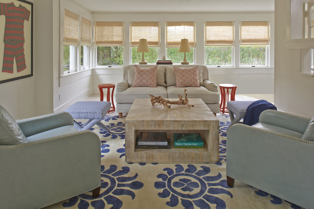 HAMPTONS BEACH HOME