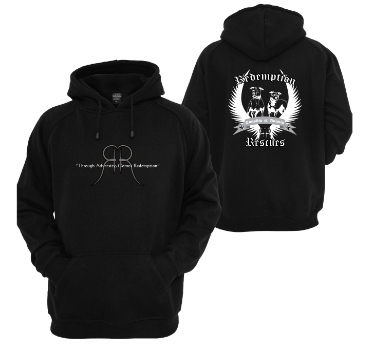Redemption Rescues Hooded Sweatshirt