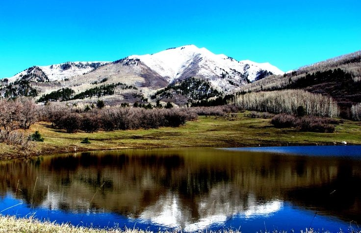 Sword of Truth Ranch in La Plata County, only 15 minutes from downtown Durango, Colorado.