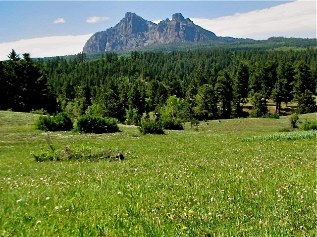 Navajo Peak Mountain