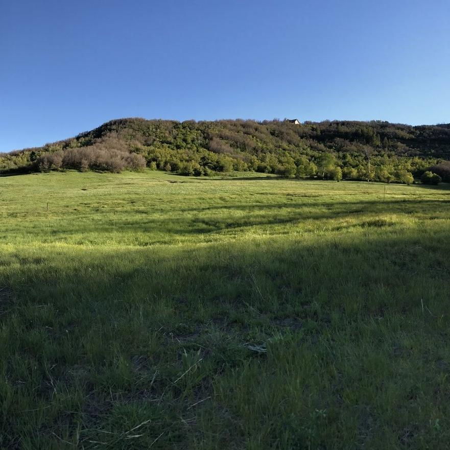 Ranch land in Colorado