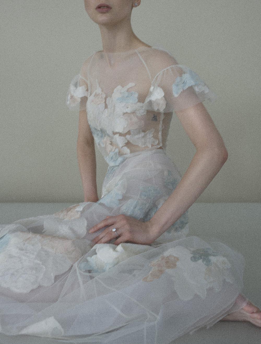 Martha Stewart Weddings - Jessica King / Saida Valieva