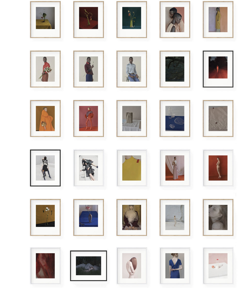 Limited Editionof Fine Art Prints - With my deepest passion to color, I created for you a small collection of my works, available in a form of fine art prints.Choose your favorite work in your favorite color, then select a size and a frame! Simple as that!See more…