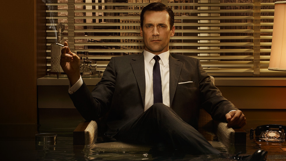 Don Draper could sell you Vioxx. ( Source )