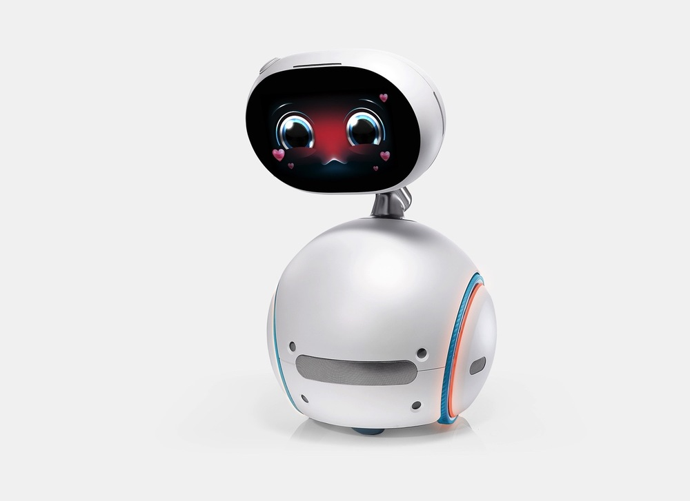 Your future robot overlord, or Globo Gym receptionist. But really, this is actually a  real robot.
