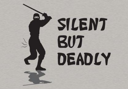 The other silent killer. (Source)