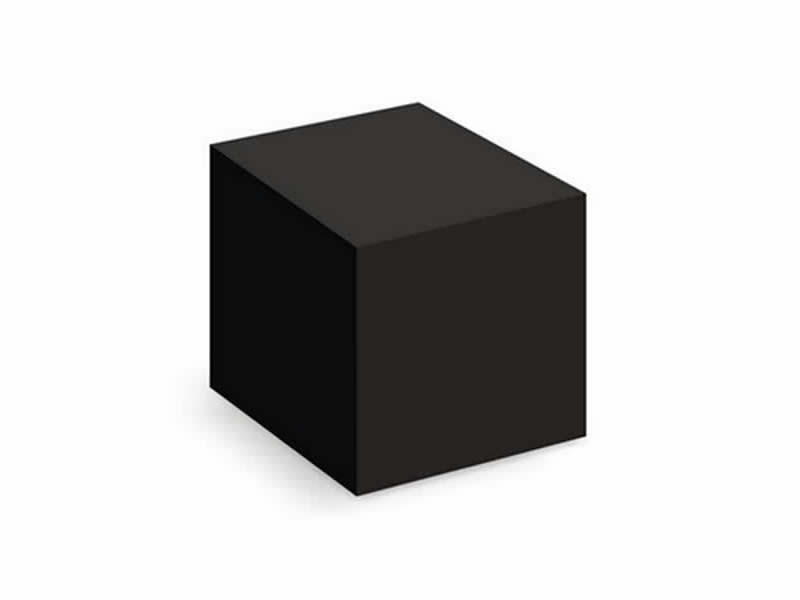 See? Look how black that box is... ( Image )
