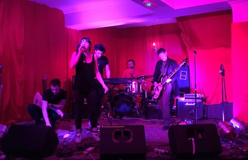 Live_The_Islington