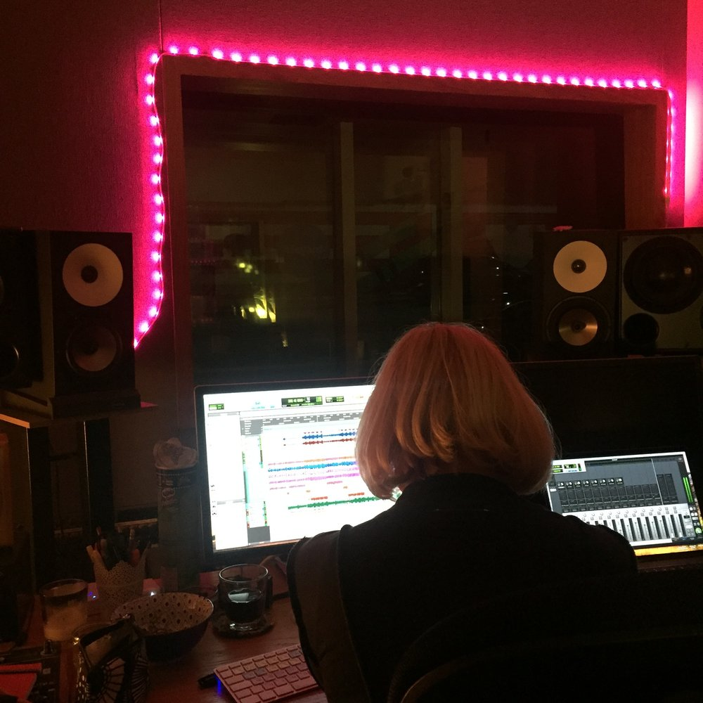 Tracking with Alicia Light