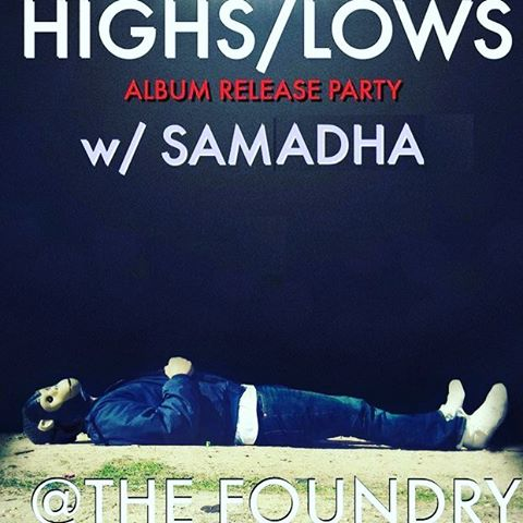 Our first pre-release show for Highs/Lows is TONIGHT in Athens, GA at @thefoundryathens! Music at 8! #highslows #monkier #athensmusic