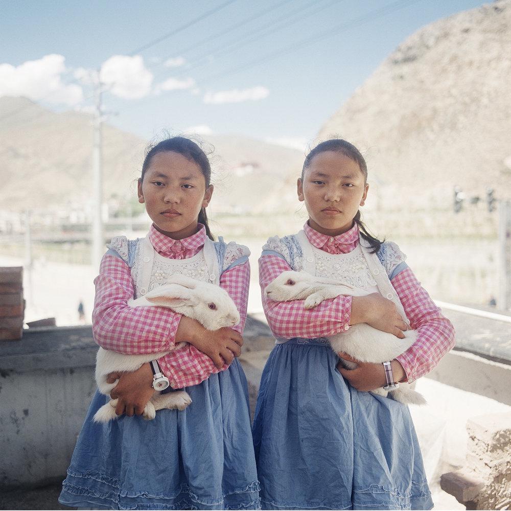 Tibet_RinchenLucy_Twinsandrabbit.jpg