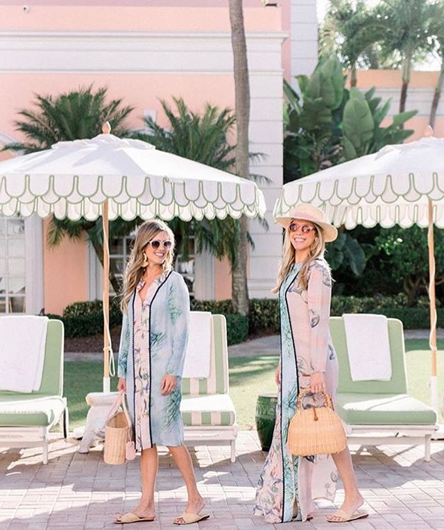 @palmbeachlately looking stunning as always in our Salon and Driss slides✨ • • • #carrieforbes #resortwear #luxurytravel #vacationready #bohochicstyle #wanderlust #moroccanbeauty #marrakeshstyle