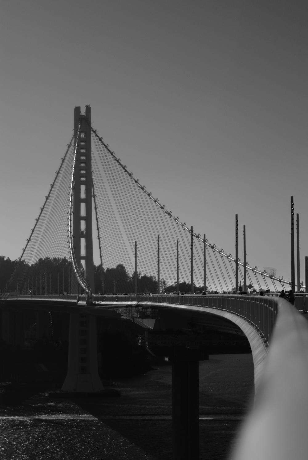Bay Bridge, Oakland, California, USA