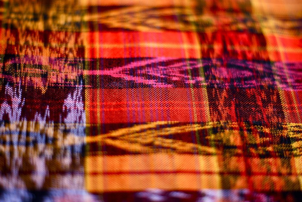 Mayan textiles, Lago Atitlan, Guatemala