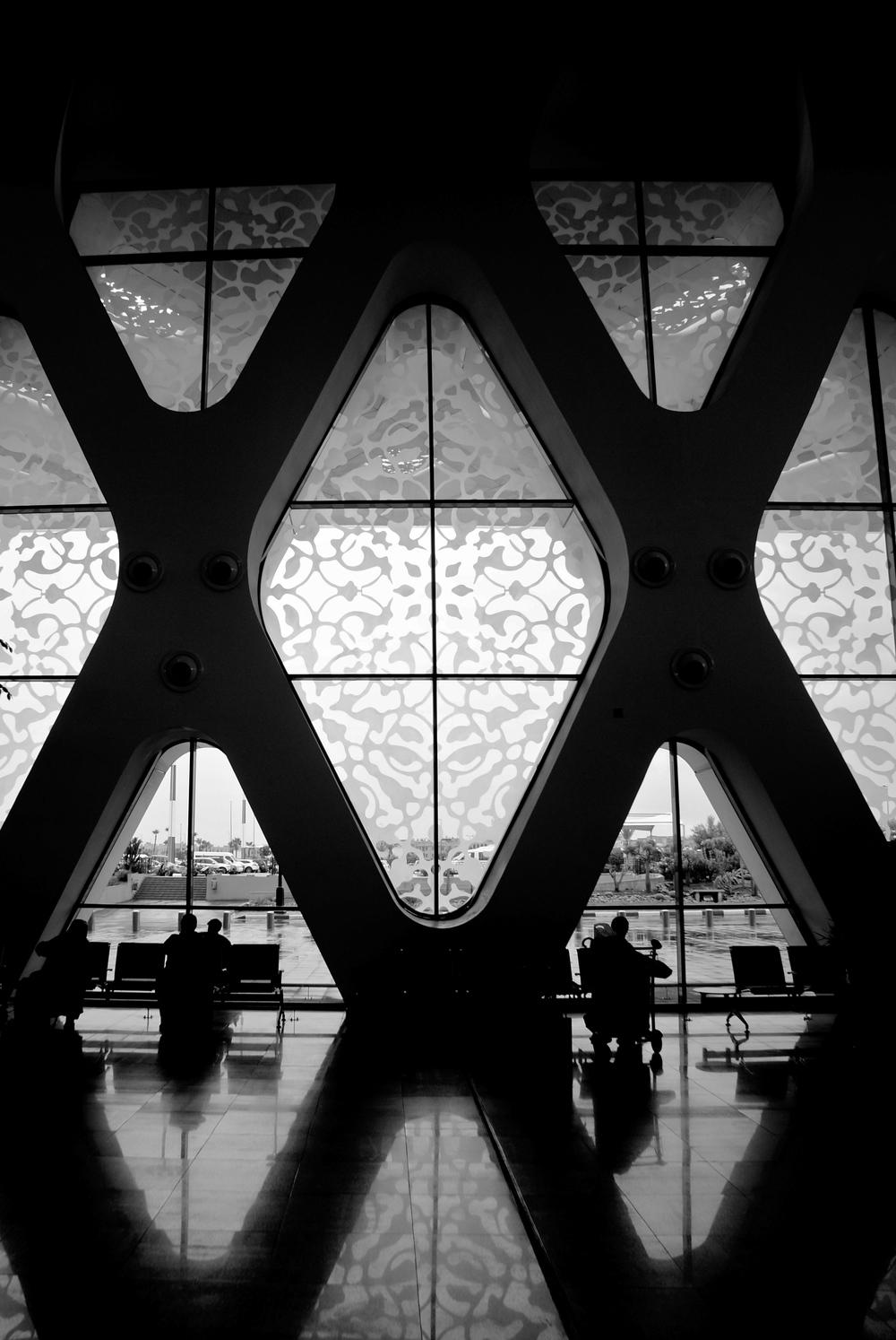 Menara Airport, Marrakech, Morocco