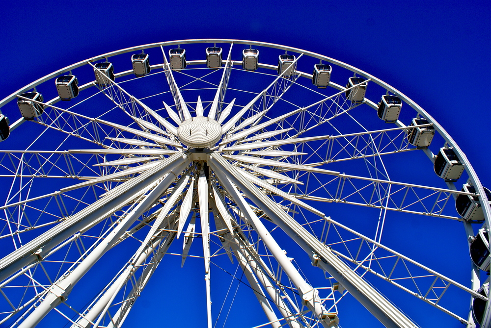 Cape Wheel, Cape Town, South Africa