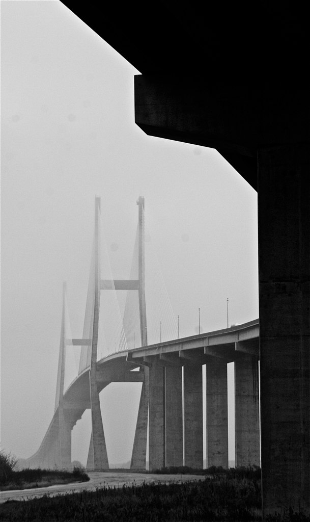 Sidney Lanier Bridge, Brunswick, Georgia, USA