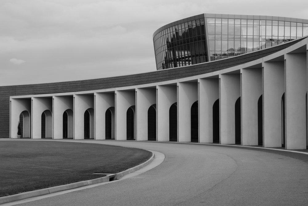 Ferguson Center for the Arts, Newport News, Virginia, USA