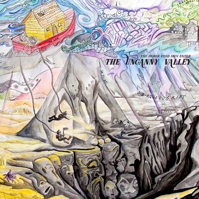 Horse Eyed Men - The Uncanny Valley