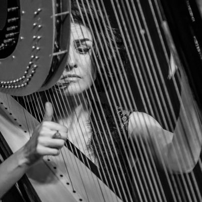 #10 ALINA BZHEZHINSKA - WHAT'S WRONG WITH YOUR MOUTH?!    This was such a great and funny conversation! London based Harpist Alina Bzhezhinska talks about her journey to becoming one of the top Harpists in the UK, discovering the music of Alice Coltrane, working for the King of Thailand plus the joys of motherhood.