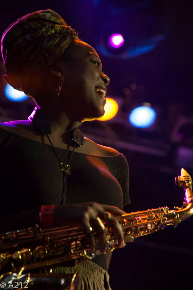 #11 CASSIE KINOSHI - HEADWRAPS & JAZZ (BLACK HISTORY MONTH SPECIAL) In this Black History Month special episode, UK alto saxophonist and composer Cassie Kinoshi tells all about her trailblazing bands including the award winning all female collective Nérija, her love for Jackie McClean, French composers, and how her roots and culture influence her composition.