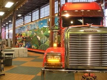mural truck