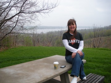 me and the mississippi river