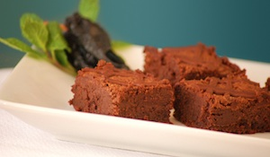 chile chocolate brownies picture