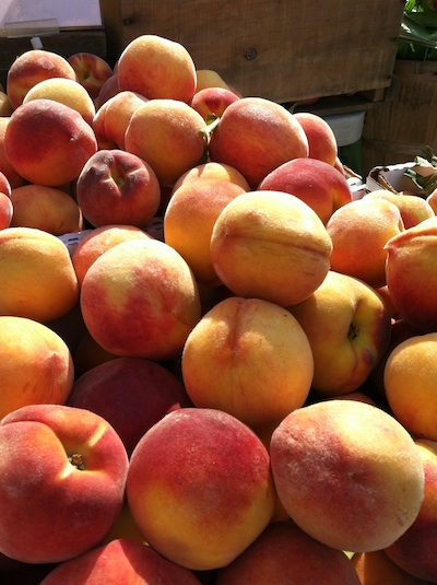 Kimball Fruit Farms Peaches
