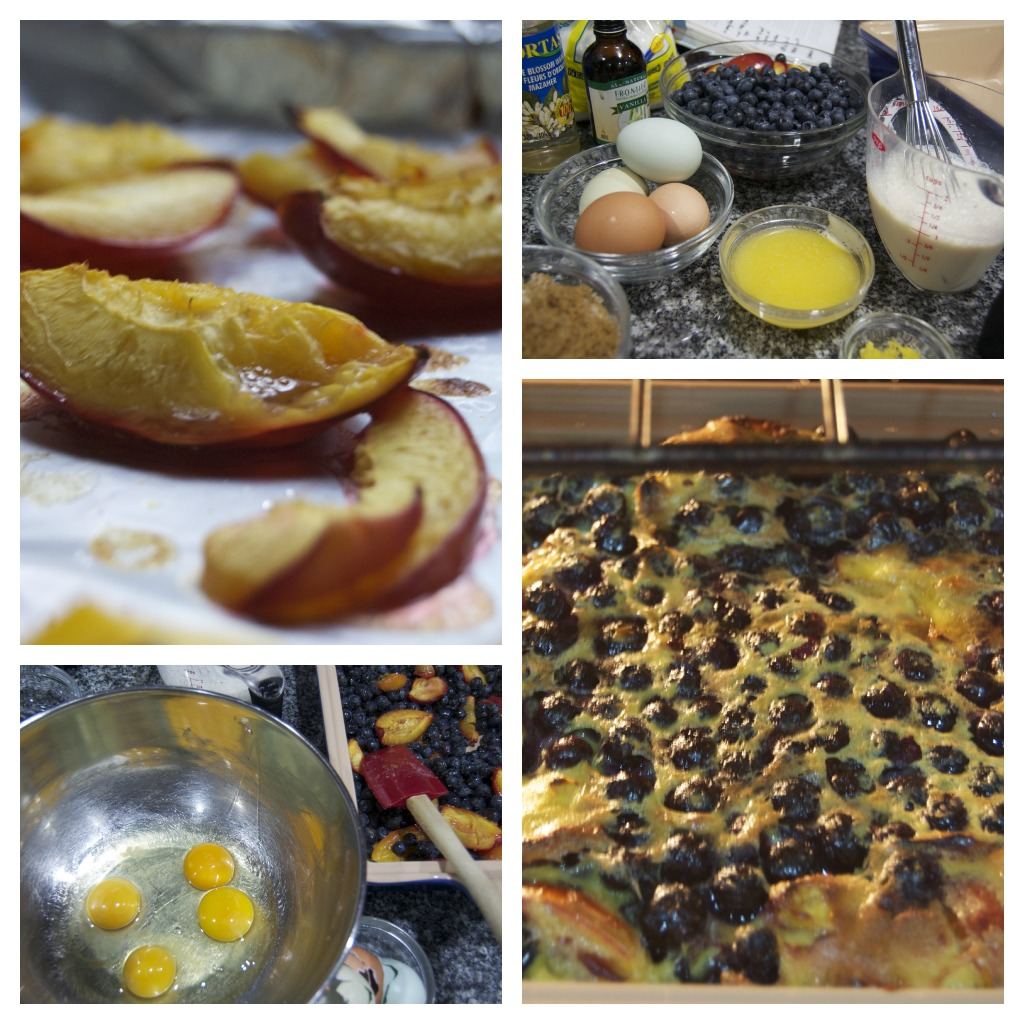 Clafoutis Collage