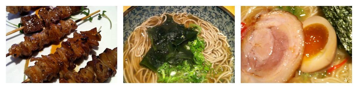 Pai Men Miyake - Yakitori