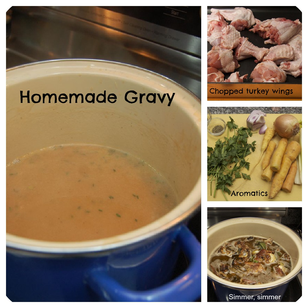 Turkey Gravy Stock