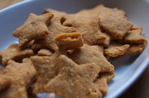 Dairy-free Cheez-its