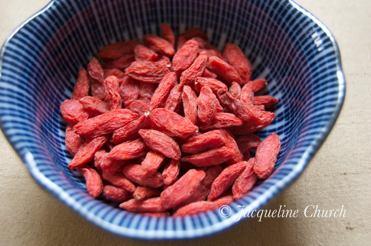 Goji or Wolfberry