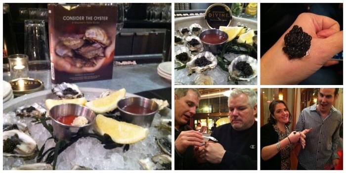 Oyster Century Club & Caviar