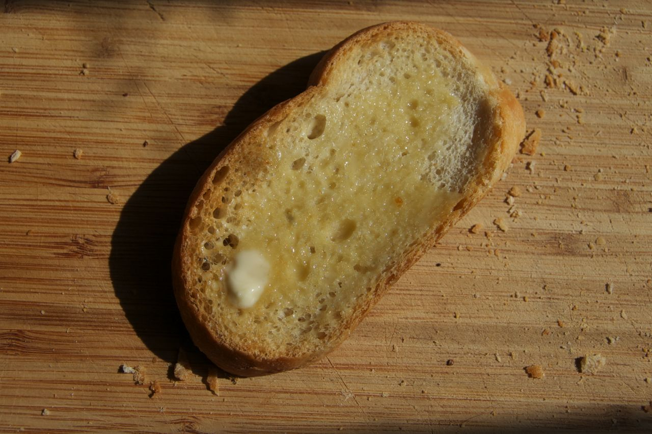Sourdough Toast