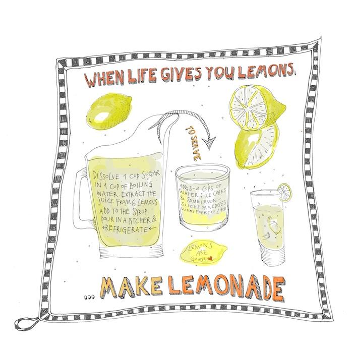 lemons lemonade
