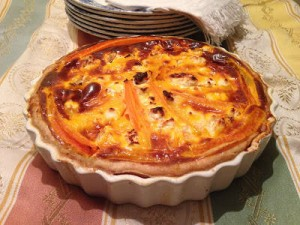 carrot pie OPT