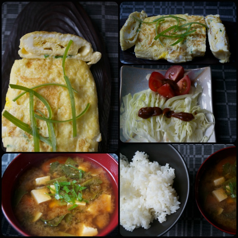 japanse lunch tamago