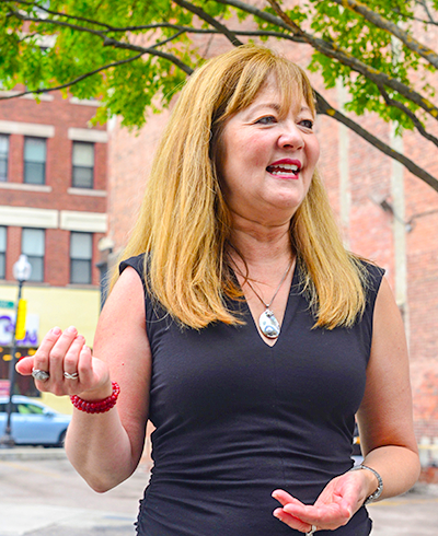 Jacqueline Church of Boston Chinatown Tours.