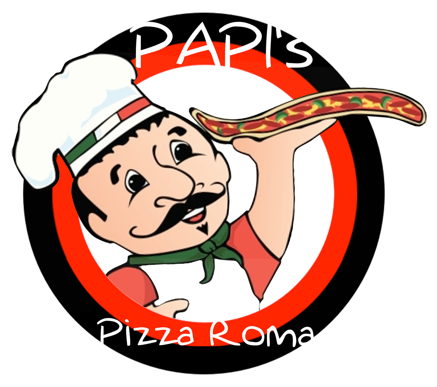 Papi's Pizza Roma