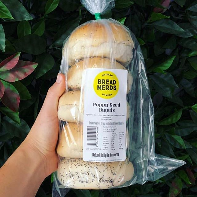 Need a new bread supplier?? Canberras original NY style bagel and Artisan sourdough bakery Bread nerds is taking on new customers.  IGA owners and café managers drop us an email at info@breadnerds.com  Orders placed through our online system up until 4pm for next morning delivery. Simple! 🥖🥖🥖 #bread #bagels #sourddough #bakery #bakedfresh #bakeddaily #cbr #canberrafood #local #canberrafoodie #delicious #supportlocal