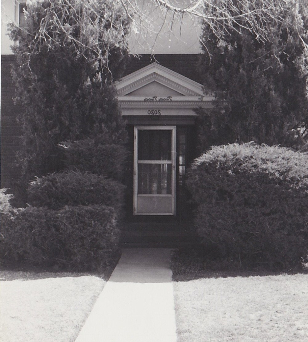 Sugarhouse Crisis Nursery back in the late 1970s