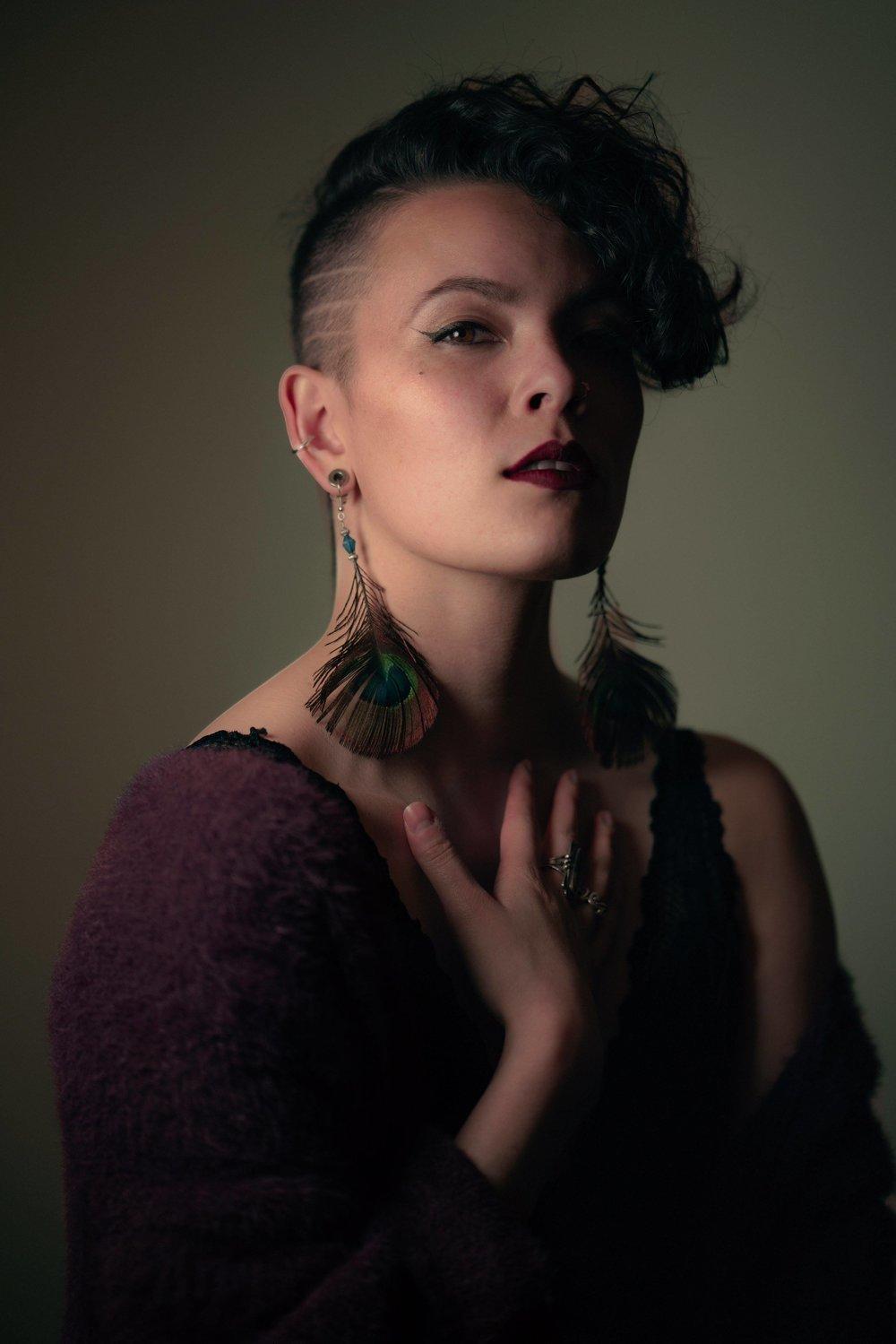Becca Ortega - Isolations