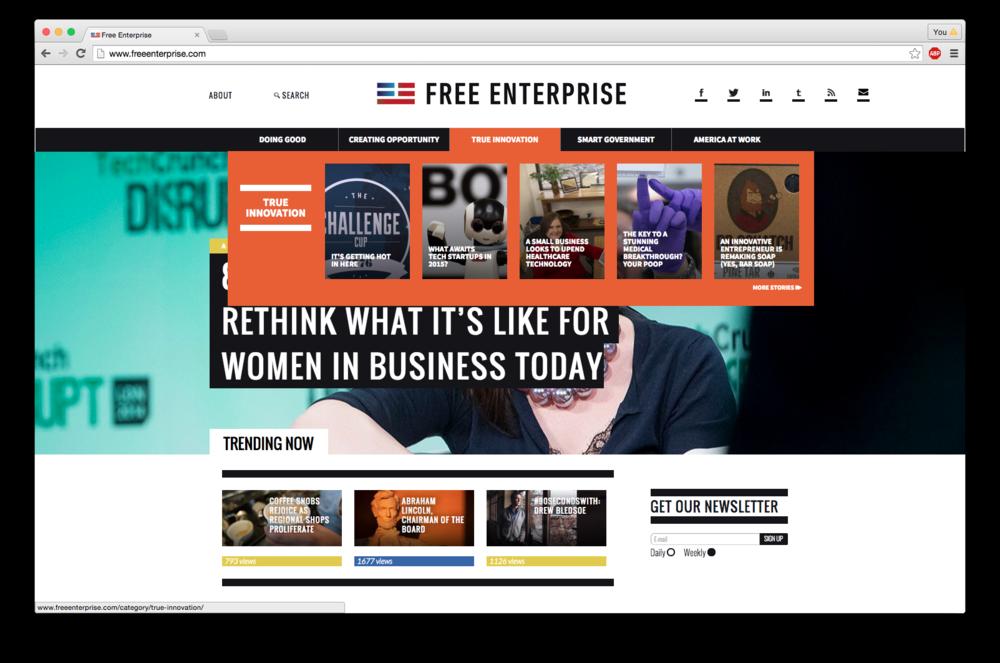 Free Enterprise, U.S. Chamber of Commerce