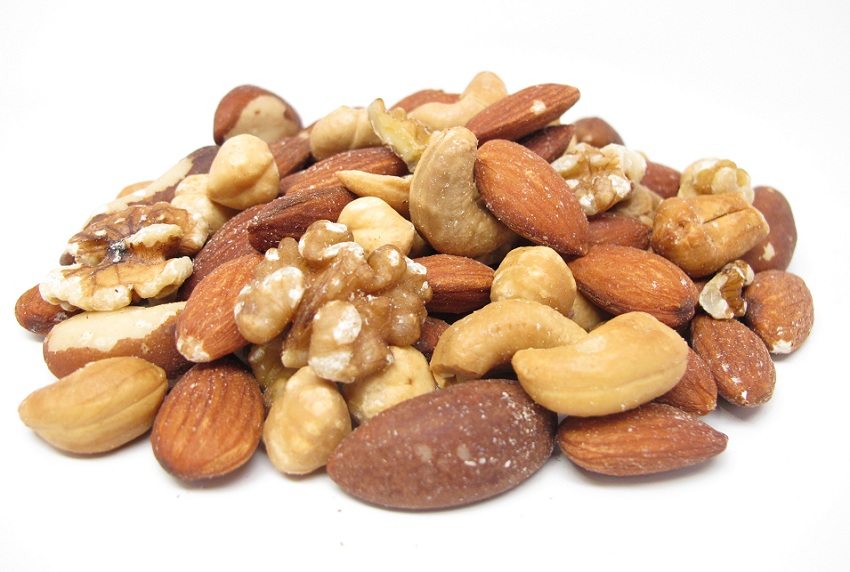 2. Mixed Nuts