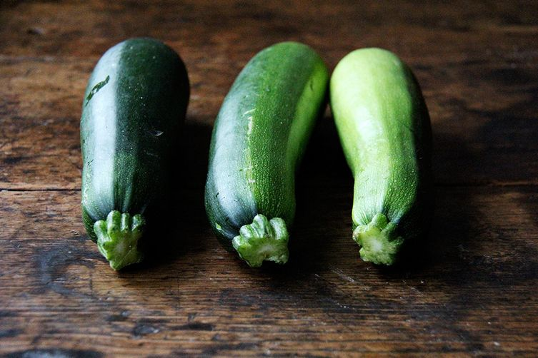 5. Zucchini