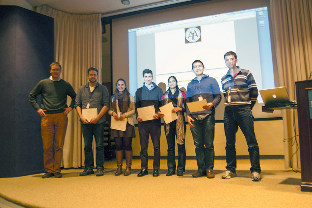 All Janeway Award winners 2014