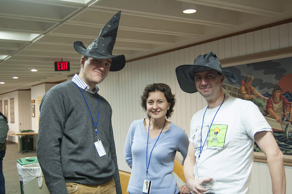 Conference wizards