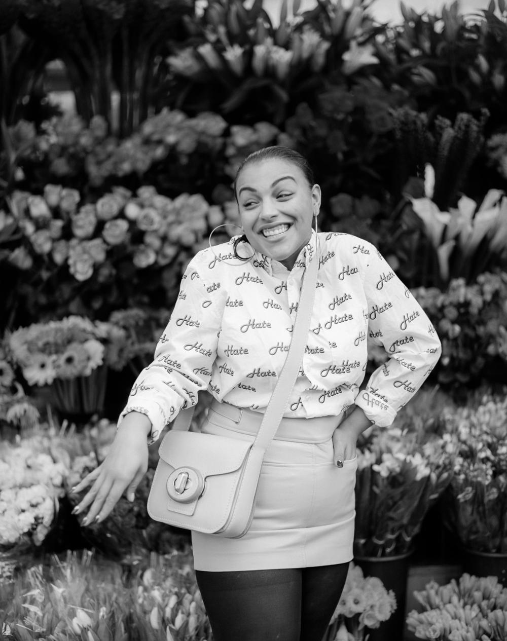 Paloma Elsesser for Coach
